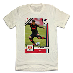 Kaku Official MLS Player Card T-shirt