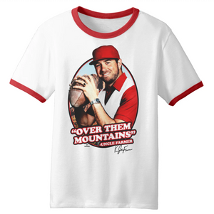 Official Kyle Farmer MLBPA Tee