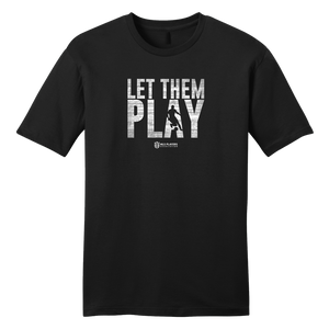 Let Them Play 2021 MLSPA T-shirt