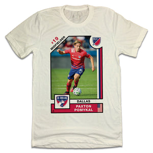 Paxton Pomkayl FC Dallas T-shirt
