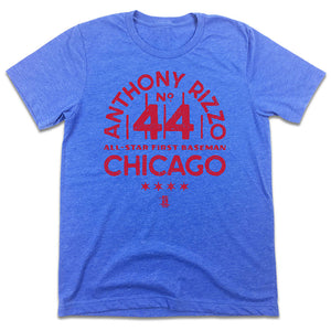 Official Anthony Rizzo All-Star Designer Series T-shirt