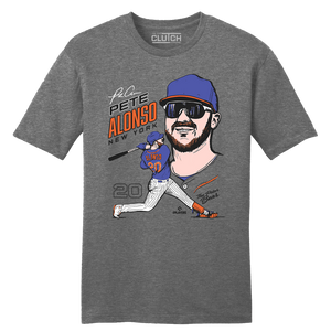 Official Pete Alonso MLBPA Tee