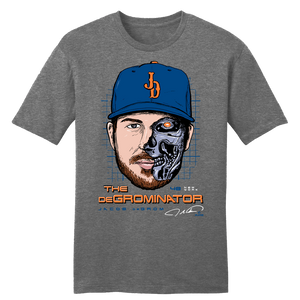 Official Jacob deGrom MLBPA Tee
