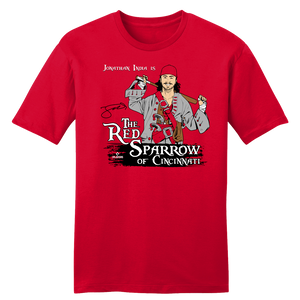 "Jonathan India ""The Red Sparrow"""