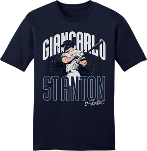 Giancarlo Stanton Official MLPBA tee