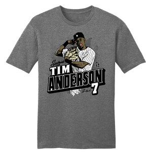 Official Tim Anderson MLBPA Tee