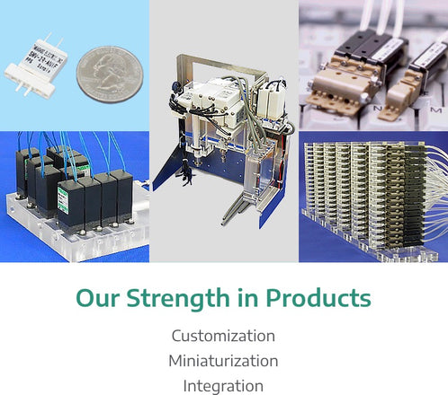 We are Fluidic Solution Provider Product Customization for Every Requirement