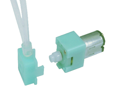 details of Miniature tubing Pumps takasago