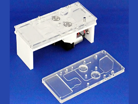 Reagent Prefillable Disposable Fluidic System - Roller