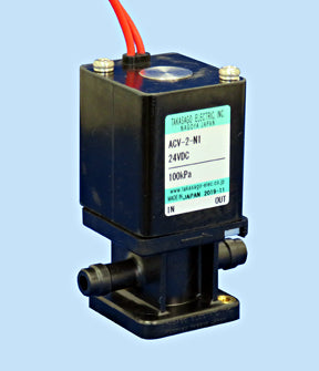 Diaphragm Valve ACV Series [2Way-NC / Orifice: 3.0mm]