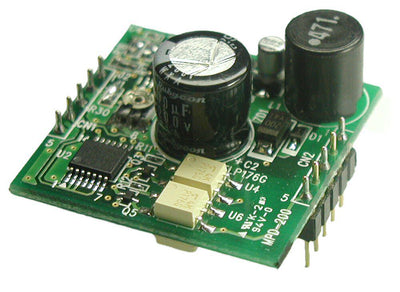 Driver Board for Piezoelectric Micro Pumps