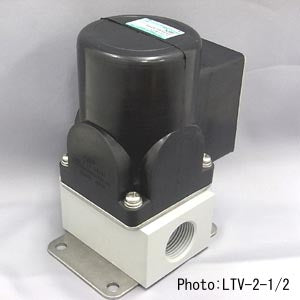 Diaphragm Valve LTV Series [2way-NC / Orifice: 16.0mm]