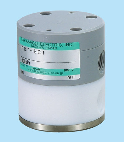 Air Operated Valve - PDT Series [2-way NC]