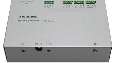 Programmable Motor Controllers [RE-C200/RE-C201] for RP-TX/RP-HX Pumps