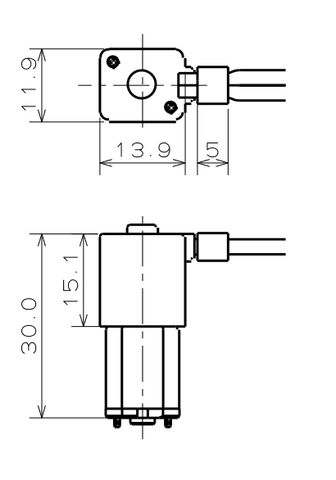 RP-Q Series [Discharge Rate: 0.2 - 1.1 mL/min]