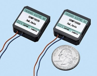 Piezoelectric Micro Pump - Built-In Driver-Type