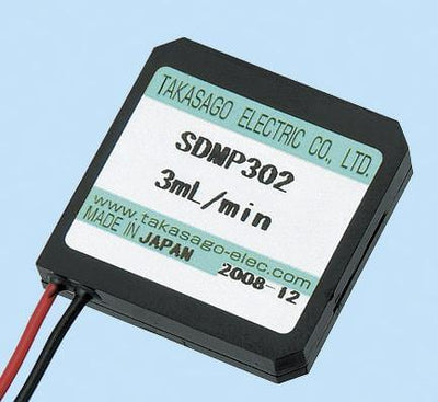 Piezoelectric Micro Pump - Standard Series