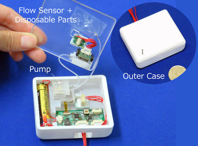 Smart and Wearable Infusion Pump (Concept Model)