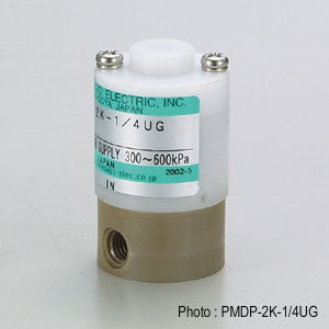 Air Operated Valve - PMDT Series [3-way]