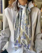 Personalized Birds of a Feather Scarf
