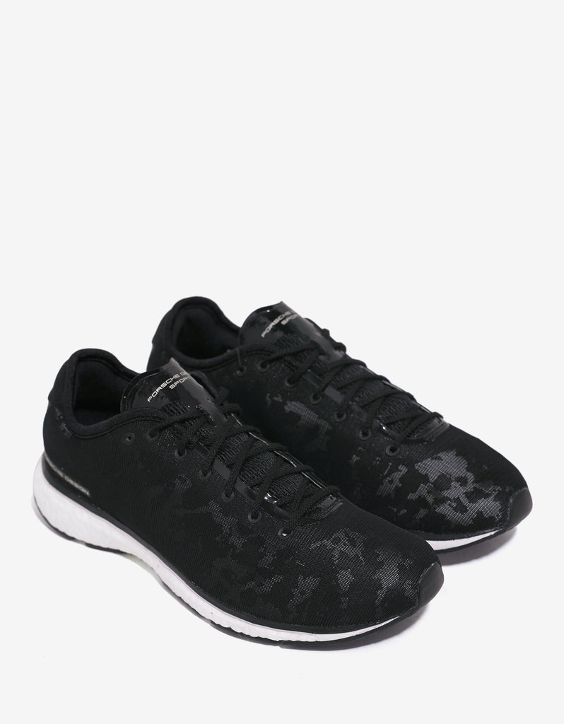 Black & White Endurance Trainers
