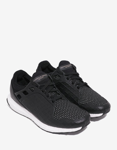 Porsche Design Sport by adidas Black & White PDS Ultra Boost Trainers