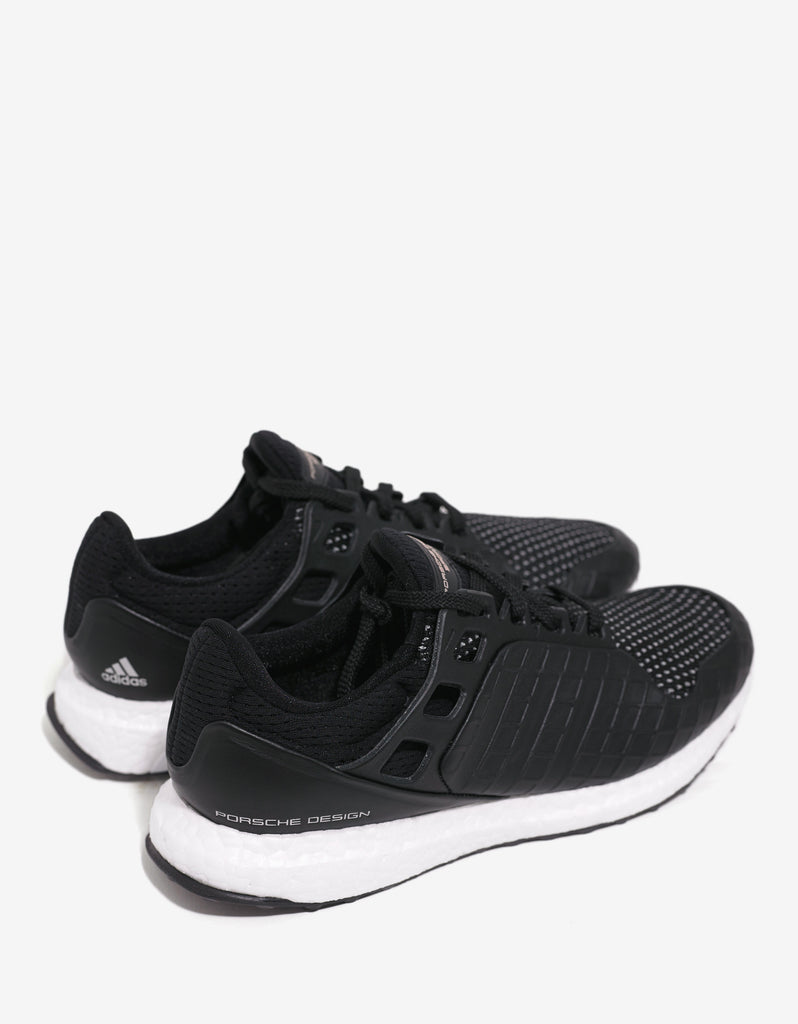 Black & White PDS Ultra Boost Trainers