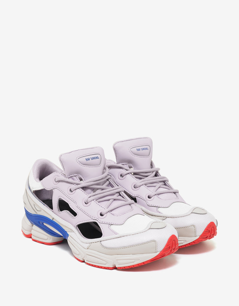 Replicant Ozweego Red, White & Blue Trainers