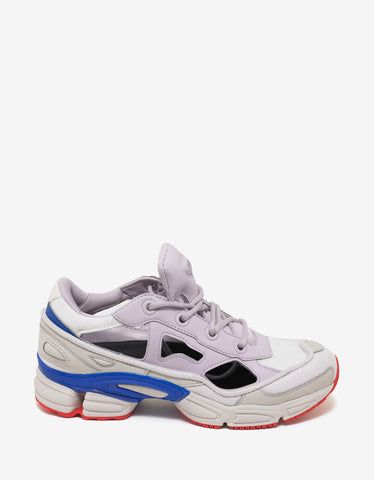 Adidas x Raf Simons Replicant Ozweego Red, White & Blue Trainers