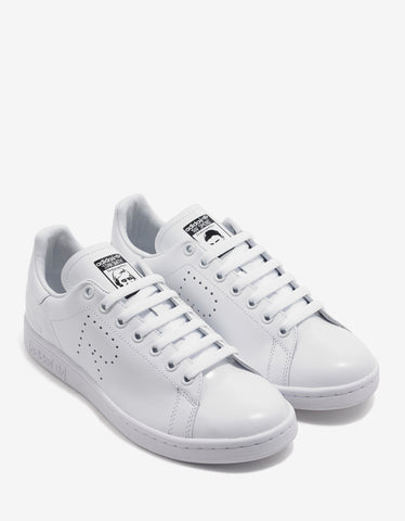 Adidas x Raf Simons Stan Smith White Leather Trainers