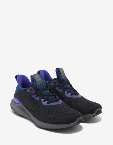 Adidas x Kolor Alphabounce Black Trainers