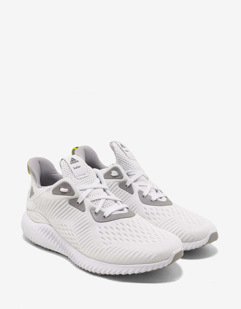 Alphabounce White Trainers