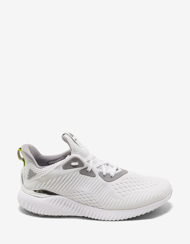 Adidas x Kolor Alphabounce White Trainers