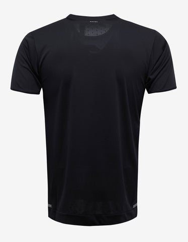 Black Climachill Athlete Print T-Shirt