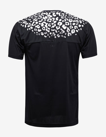 Adidas x Kolor Black Climachill Beast Graphic T-Shirt