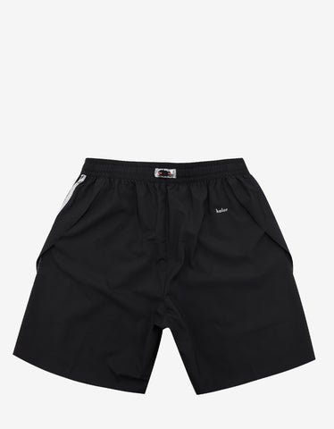Adidas x Kolor Black Track Shorts