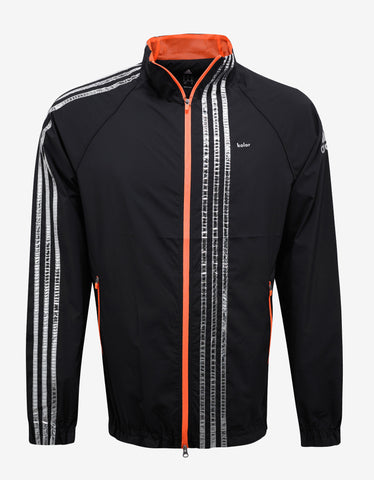 Adidas x Kolor Black Track Jacket