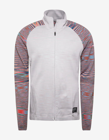 Adidas x Missoni White & Multicolour P.H.X. Jacket
