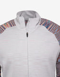 White & Multicolour P.H.X. Jacket