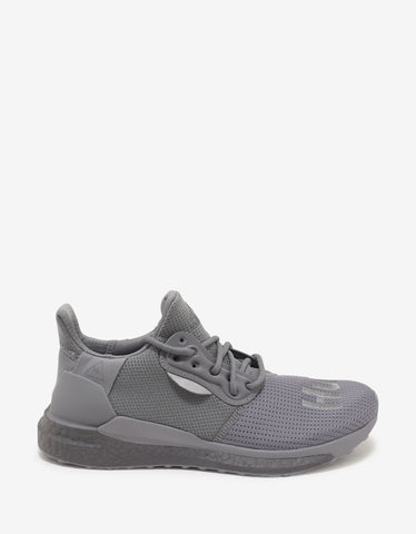 Adidas x Pharrell Williams SolarHu PRD Grey Trainers