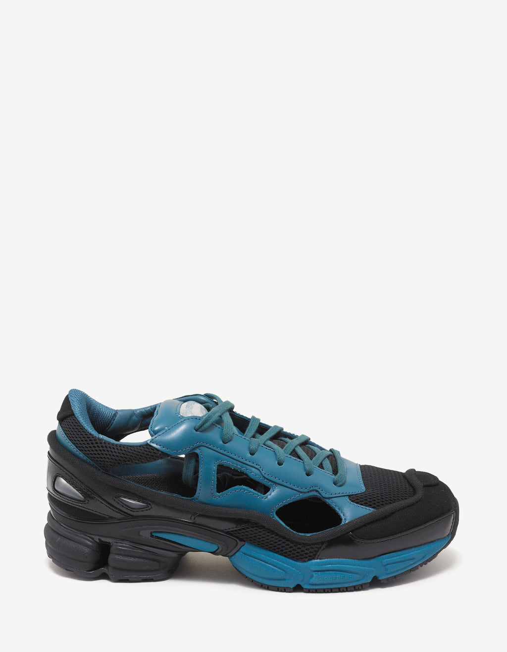 Replicant Ozweego Black & Blue Trainers