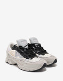 Ozweego III Cream White & Black Trainers
