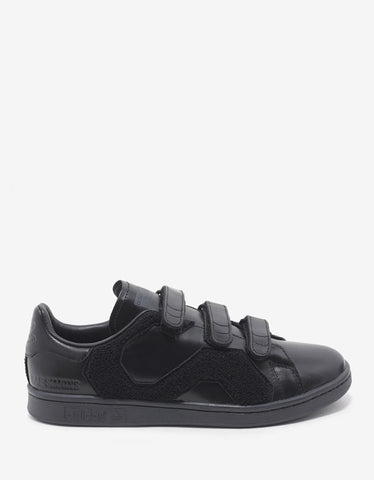 Adidas x Raf Simons Stan Smith Comfort Badge Black Trainers