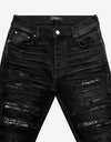 Bandana Thrash Antique Black Jeans