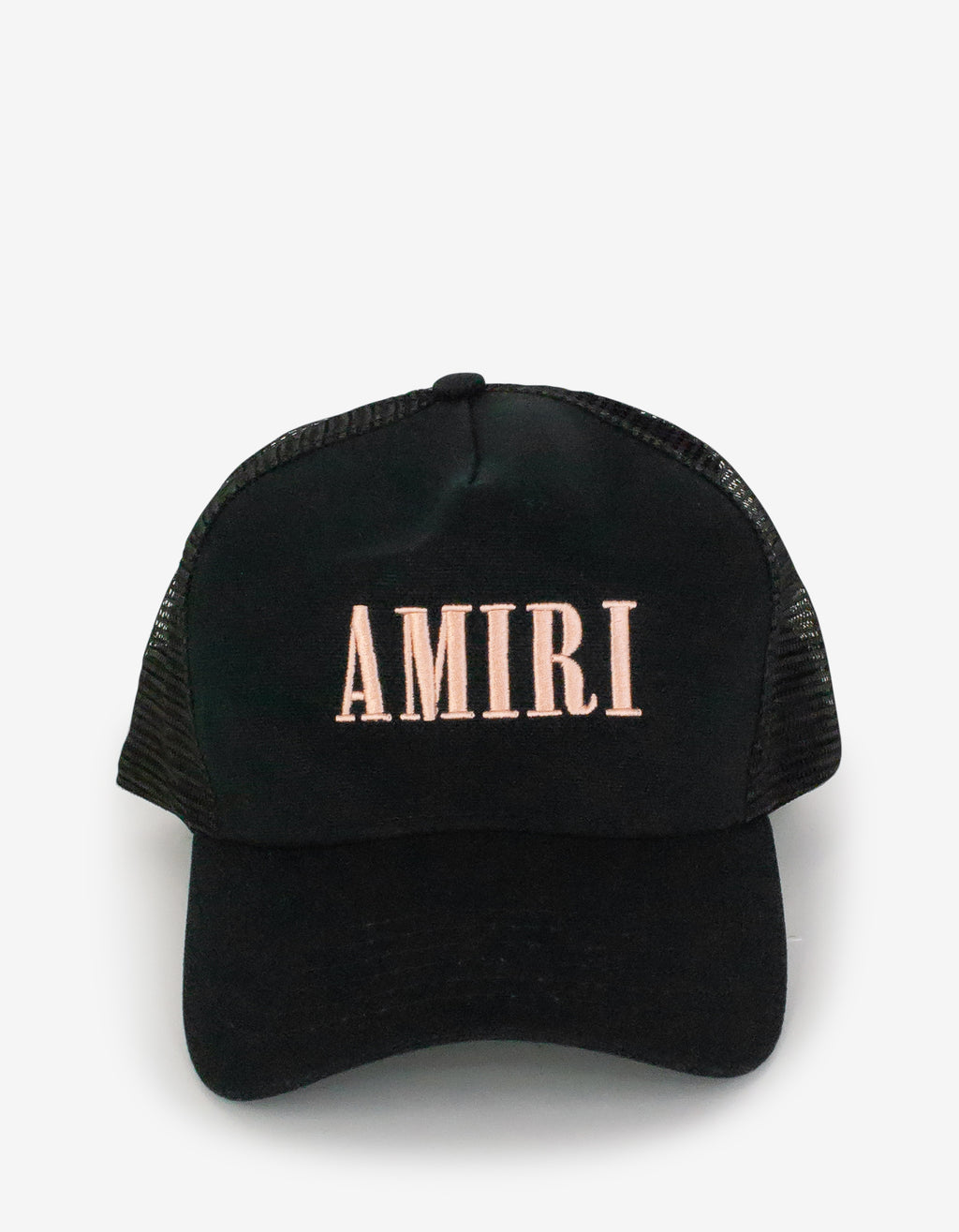 Black Amiri Core Trucker Hat