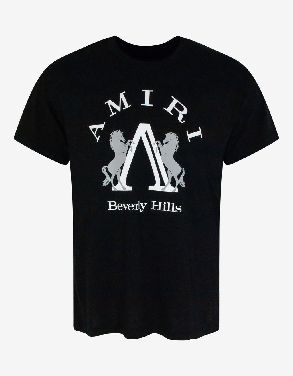Black Beverly Hills Amiri T-Shirt