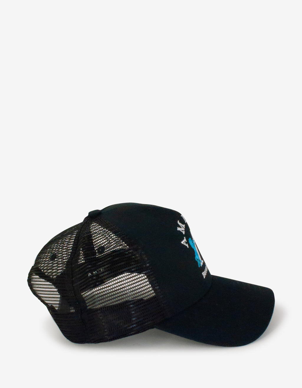 Black Beverly Hills Amiri Trucker Hat