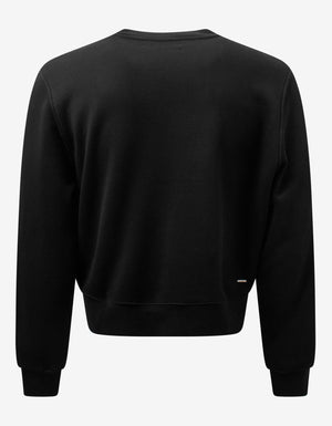 Black Falcon Amiri Sweatshirt