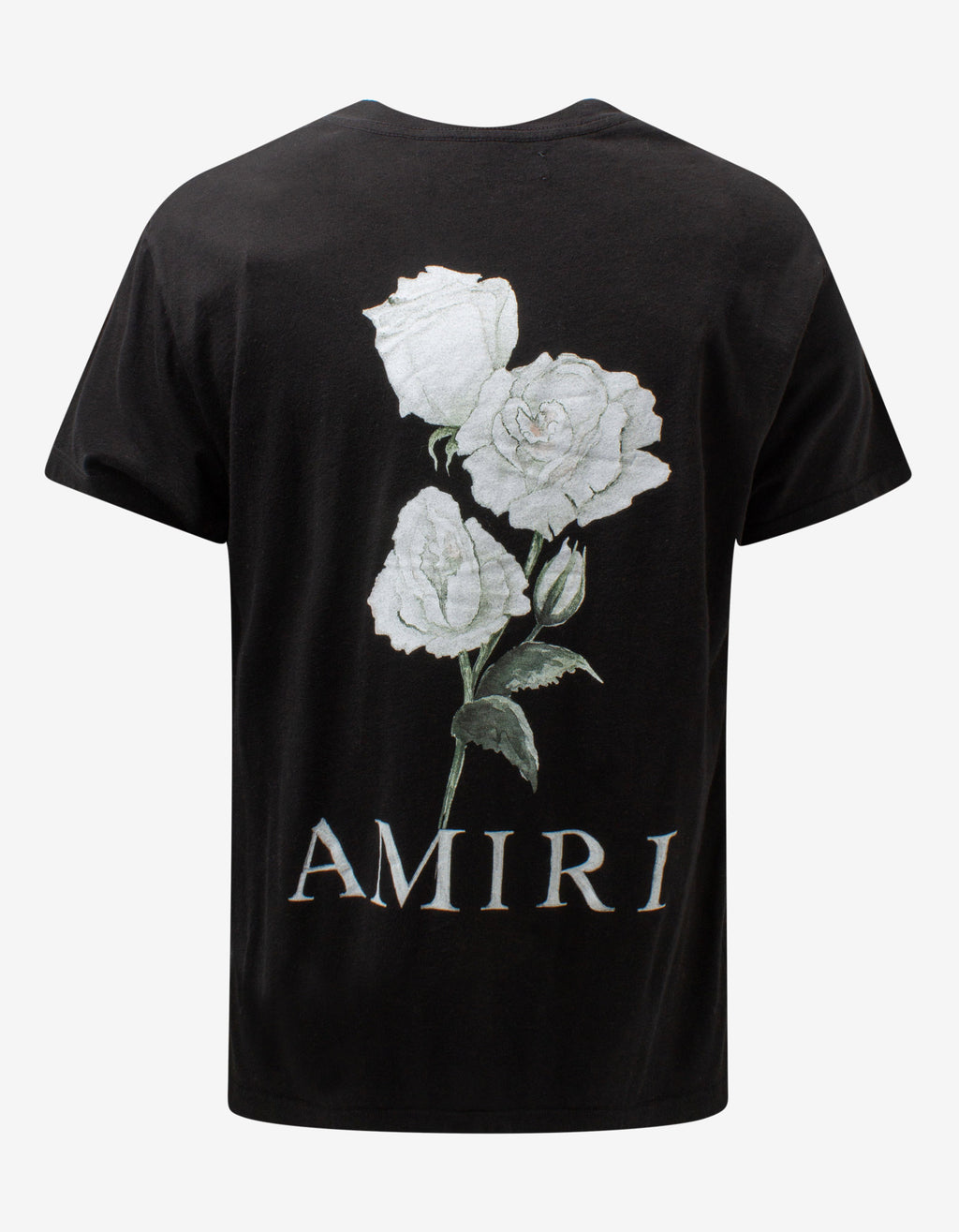 Black Flowers T-Shirt