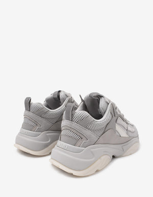 Bone Runner Grey Trainers